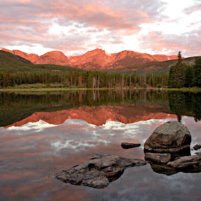 by Rob  Grant - Landscapes Mountains & Hills