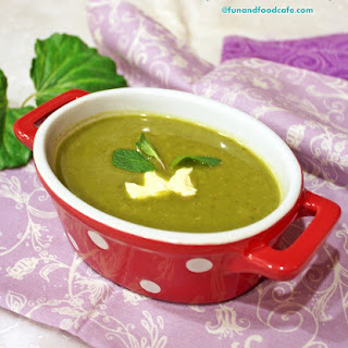 Spinach & Lentil Soup Recipe