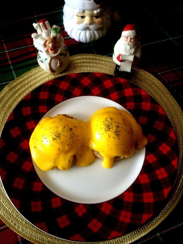Don't Tell Easy Eggs Benedict Recipe