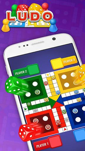 Ludo Game : Classic Ludo Star Champion लूडो  खेल APK MOD – Pièces de Monnaie Illimitées (Astuce) screenshots hack proof 1