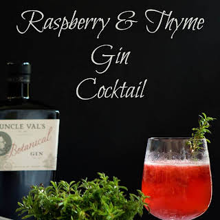 Raspberry Gin Recipes.