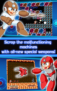 MEGA MAN 3 MOBILE- screenshot thumbnail