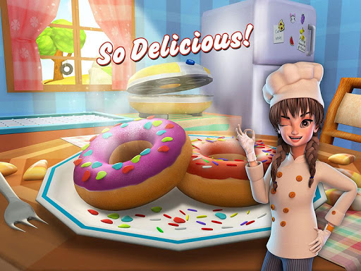 Donut Maker 3d - Sweet Bakery & Cake Shop 1.0 screenshots 13