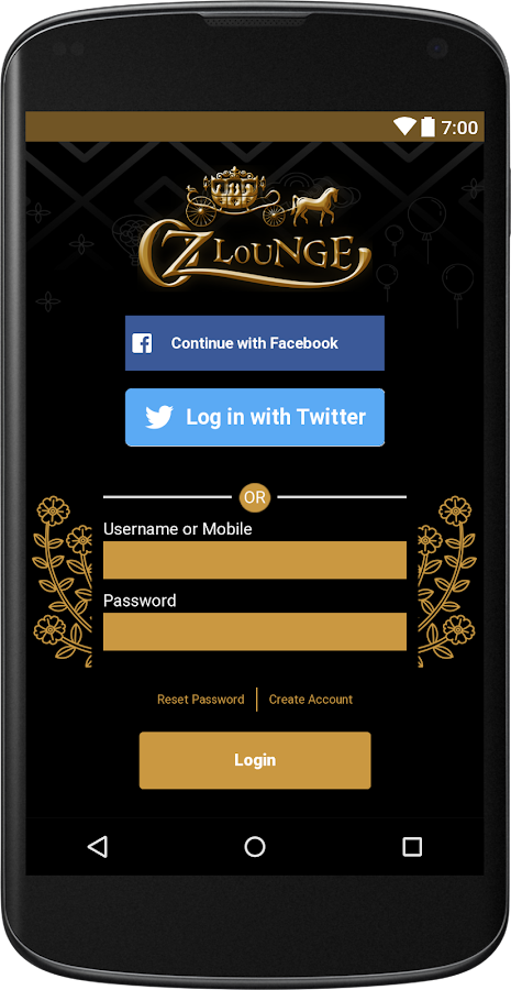 OzLounge- screenshot