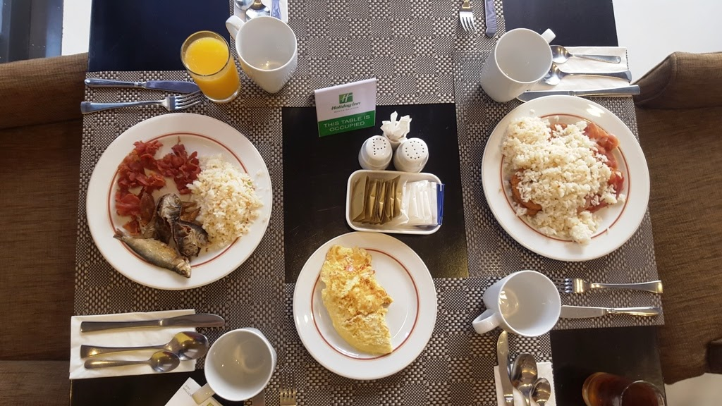 BUFFET FILIPINO/AMERICAN BREAKFAST.