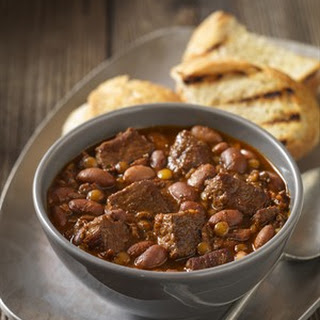 ITALIAN BEEF AND BEAN STEW