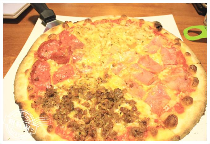 PIZZA ROCK派對披薩