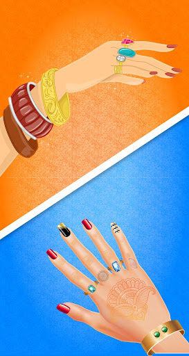 Nail Salon Fashion Game: Manicure pedicure Art Spa 1.5 screenshots 4