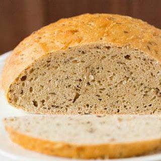 Jewish Rye Bread.