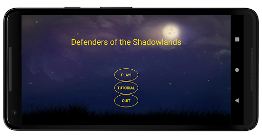 Defenders of the Shadowlands  captures d'écran 1