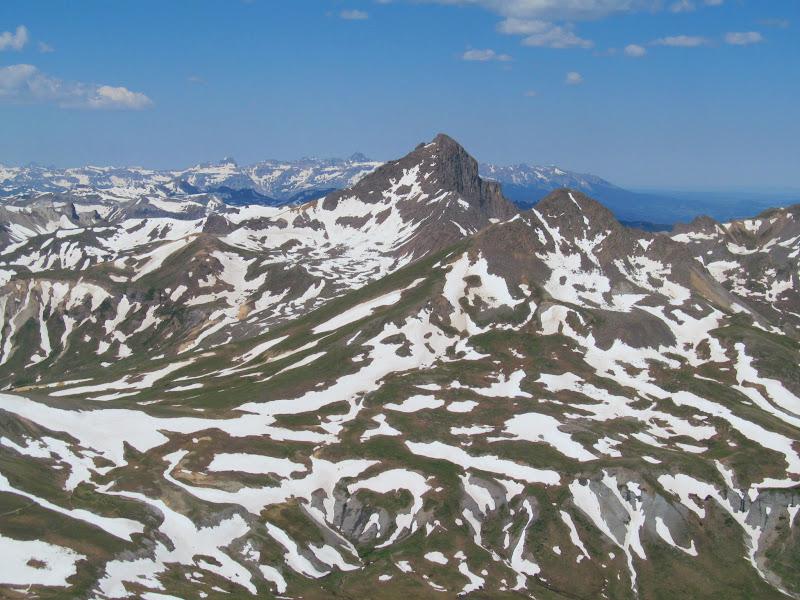 Photo: Wetterhorn Peak
