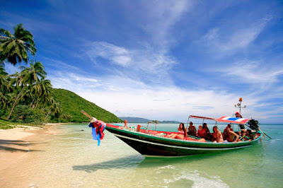 Morning Half-Day Snorkeling & Sightseeing Tour to Koh Tan by Longtail Boat