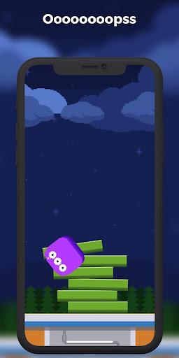 Wobbly Jump  captures d'écran 5