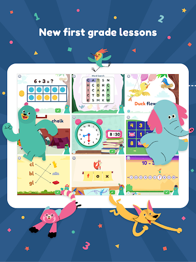 Khan Academy Kids: Free educational games & books screenshot 10