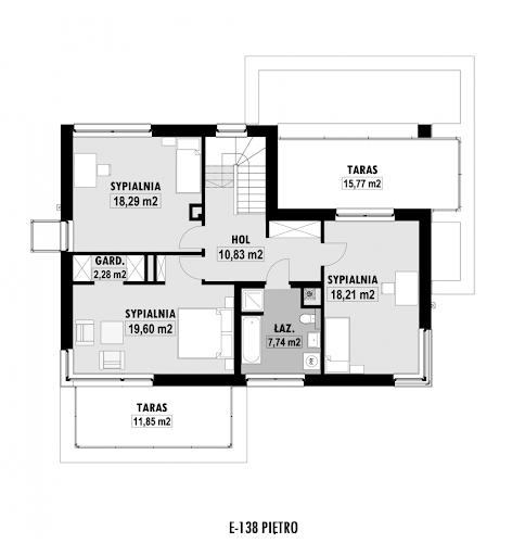 E-138 - Rzut piętra