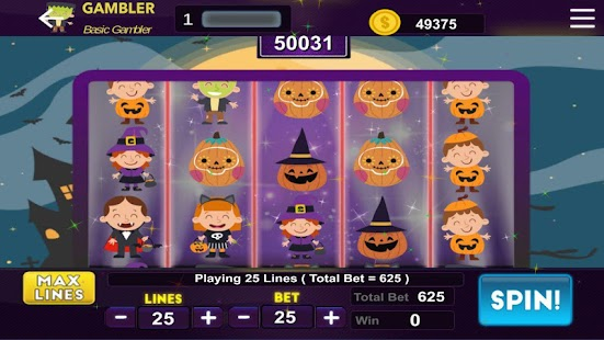 Zombie Halloween Slots Games - náhled