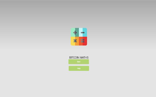Bitcoin Maths