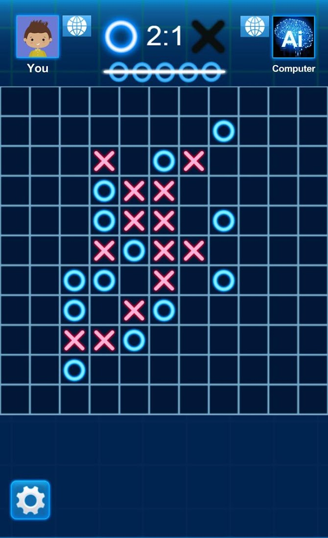 Tic Tac Toe Android 7