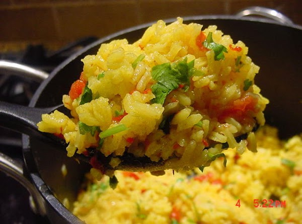 Spanish Rice -- Bonnie's Recipe