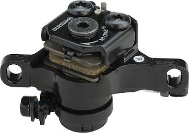 Shimano Tourney BR-TX805 Disc Brake Caliper with Resin Pads alternate image 1