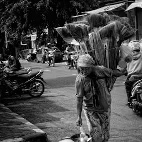 t e g a r by Ayah Adit Qunyit - City,  Street & Park  Street Scenes (  )