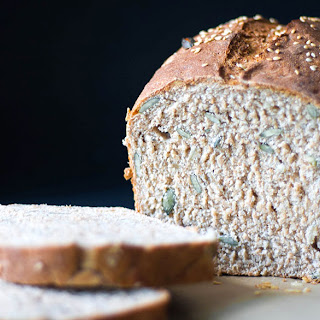 The Perfect Spelt Bread.