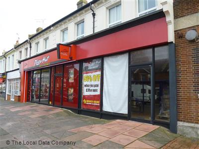Pizza Hut Delivery On Seaside Pizza Takeaway In Eastbourne