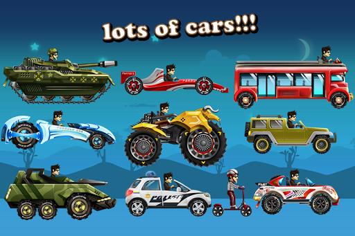 Up Hill Racing: Car Climb screenshot 1