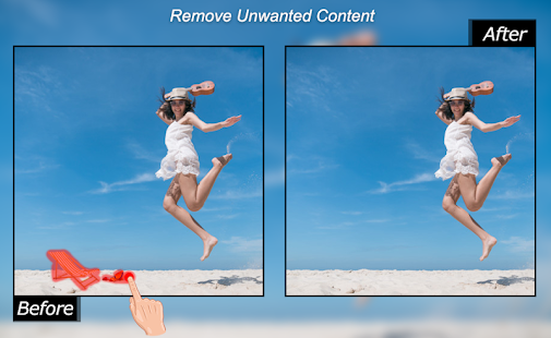 Download Photo Fixer : Remove unwanted object from photos For PC Windows and Mac apk screenshot 2