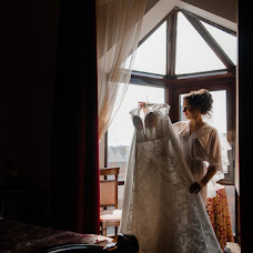 Wedding photographer Evgeniya Ulyanova (honeyrnd). Photo of 24.04.2017