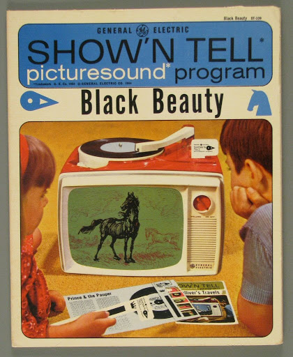 Record:SHOW'N TELL picturesound program Black Beauty