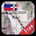 Hispaniola Topo Maps Free icon