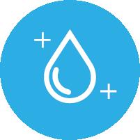 Icon: Einfache Reinigung