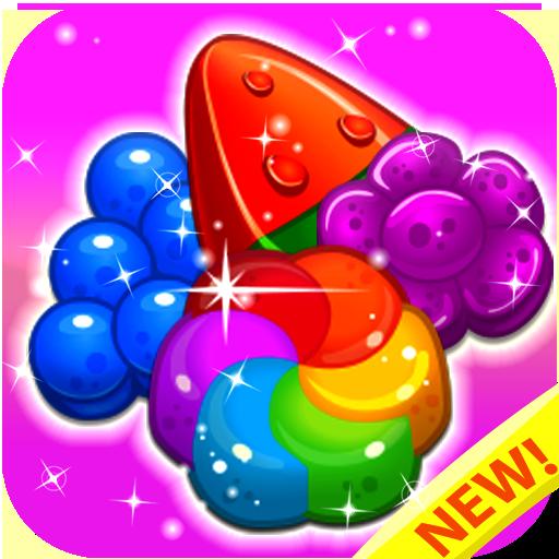 Jelly Crush 休閒 LOGO-玩APPs