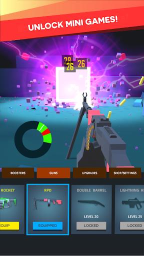 Gun Breaker - Idle Gun Games  screenshots 2