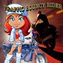 Traffic Bouncy Rider icon