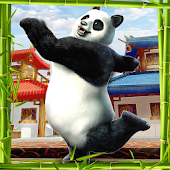 Panda Runner - Jump & Run Far