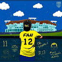 Kerala Blasters Fan: Stickers,Wallpapers,Matches.. icon