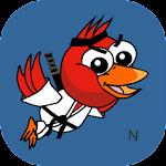 Ninja Duck Icon