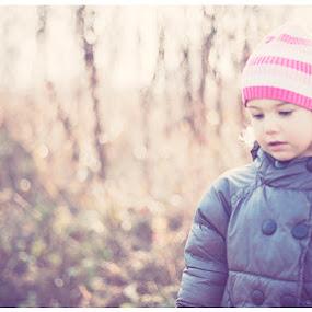 M. by Sasa Lazic - Babies & Children Child Portraits ( canon, color, processing, bokeh, portrait, kid )
