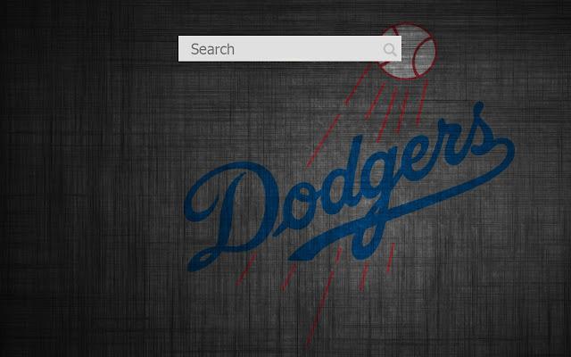 Dodgers de los angeles fondo de pantalla hd chrome web store aproveche los fondos de pantalla dodgers de los angeles para agregar color a sus nuevas pestaas altavistaventures Images