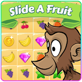 Slide A Fruit - Match3 Game