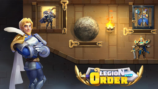 Legion and Order 0.0.98 screenshots 1