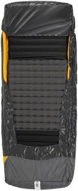 NEMO Tango Solo, 30, 650-fill DownTek Sleeping Bag/Comforter, Granite/Marigold alternate image 4