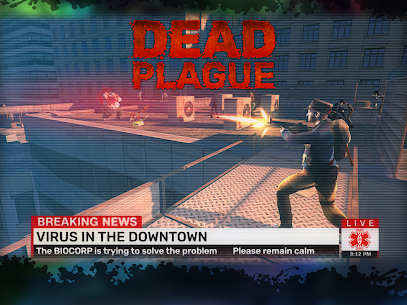 DEAD PLAGUE: Zombie Outbreak App Latest Version Download For Android and iPhone 5