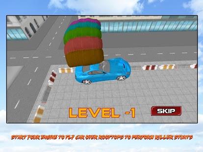 City Rooftop Car Stunts - náhled