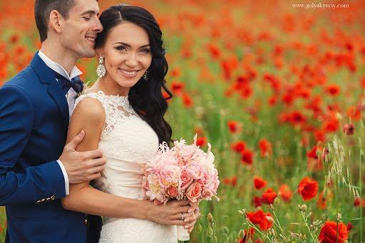Wedding photographer Yuriy Golyak (golyak). Photo of 01.06.2015