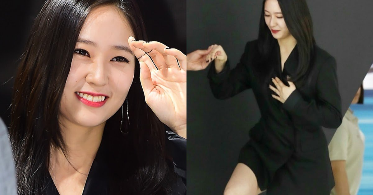 Korean Netizens Bash f(x) Krystal For Recent Weight Gain