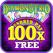 Diamond Trio 100x Slots Free