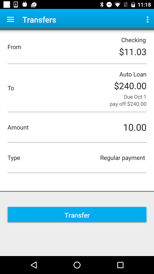 Mazuma Mobile Banking- screenshot